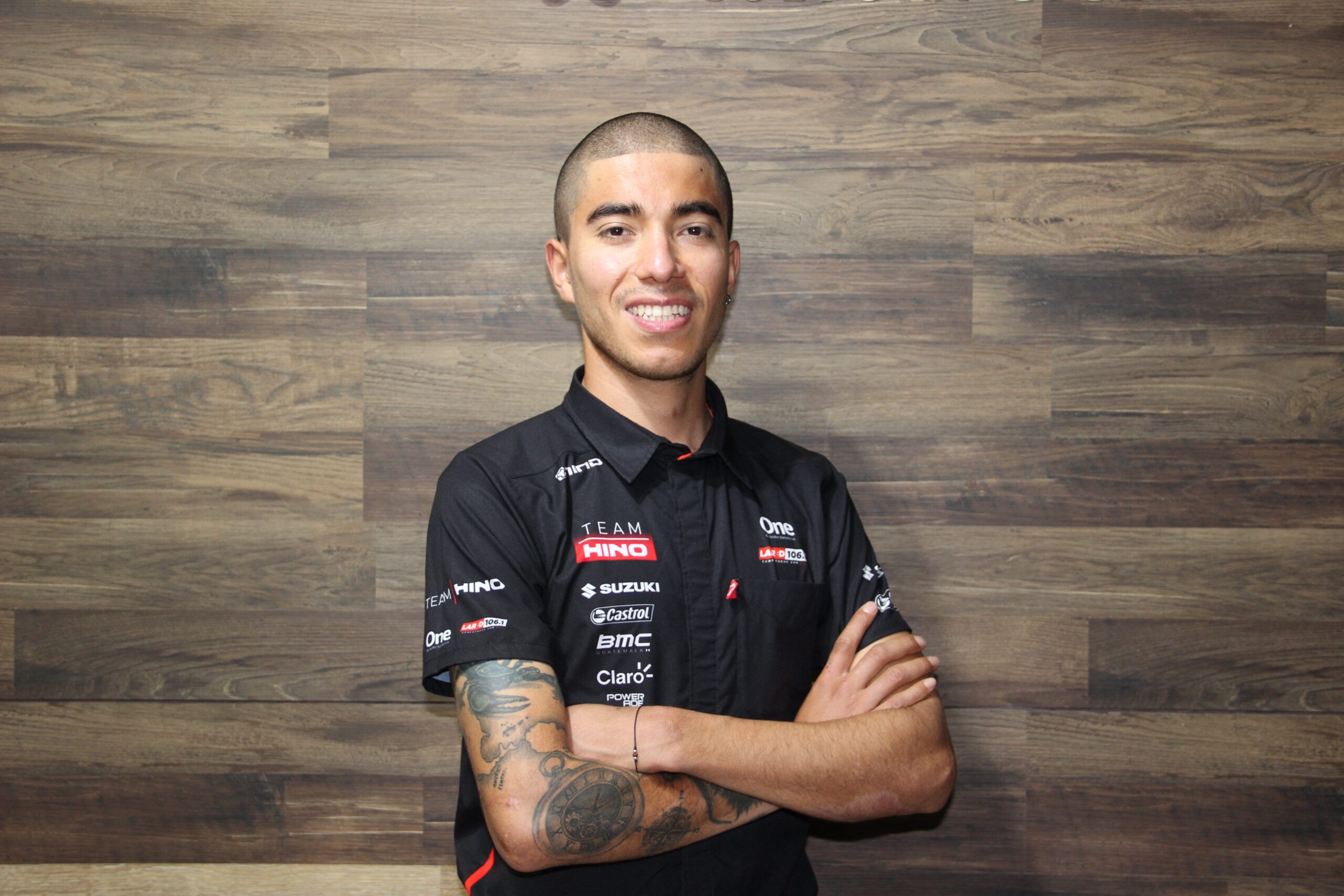 Christian Cubides en la Vuelta a Boyacá, Colombia